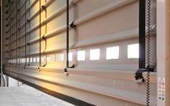 Apertura porta rapida industriale impacchettamento automatico Dapbig
