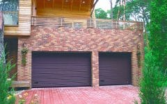 Doppia porta garage small