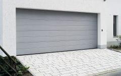 Porta garage medium