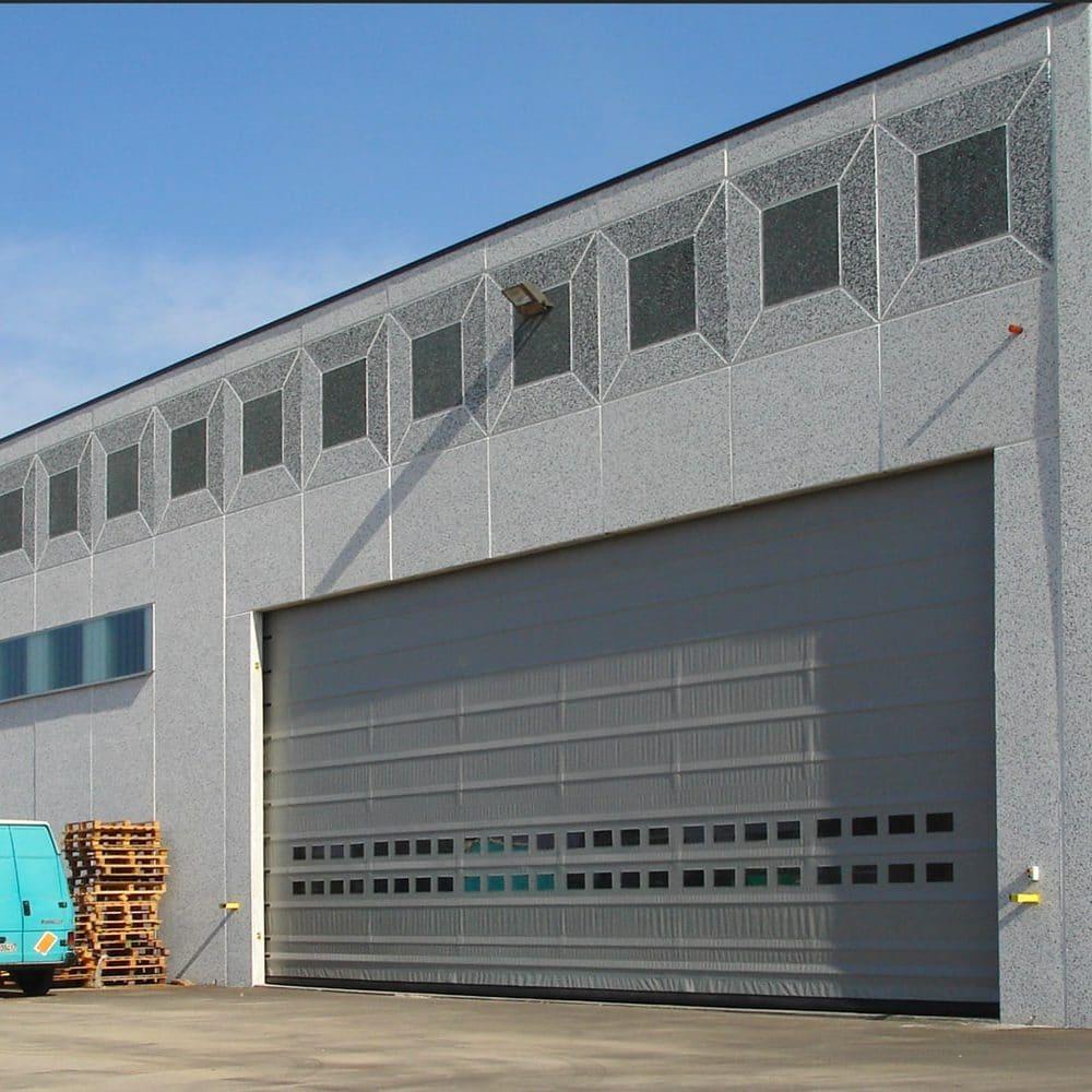Porta rapida industriale impacchettamento automatico Dapbig