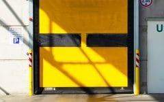 Porte rapide Dynaco uso esterno
