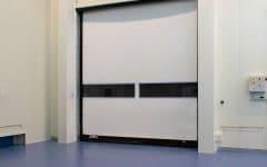 Porte rapide Dynaco uso interno